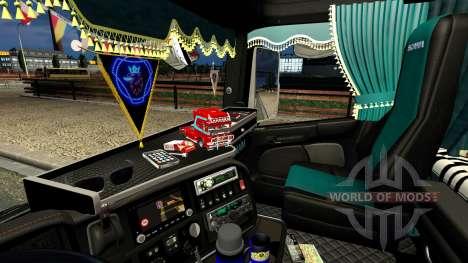 Scania R700 para Euro Truck Simulator 2