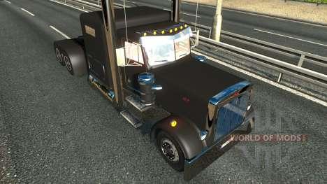Peterbilt 359 truck mod Limited Edition para Euro Truck Simulator 2