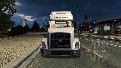 Volvo VT880 v 2.0 para Euro Truck Simulator 2