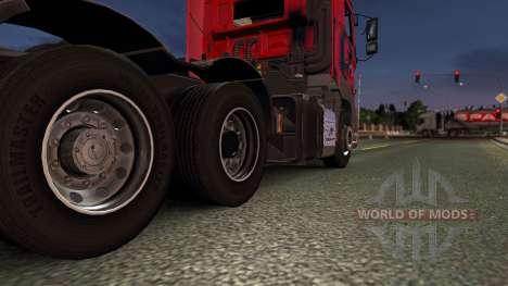 Hino 700 para Euro Truck Simulator 2