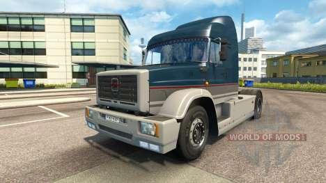 ZIL MMZ 5423 para Euro Truck Simulator 2