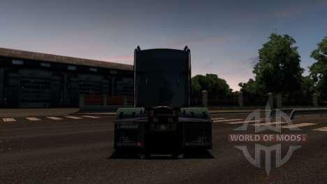 Kenworth T800 para Euro Truck Simulator 2