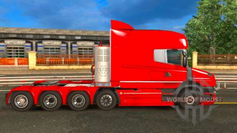 Scania T v1.7.1 Review para Euro Truck Simulator 2