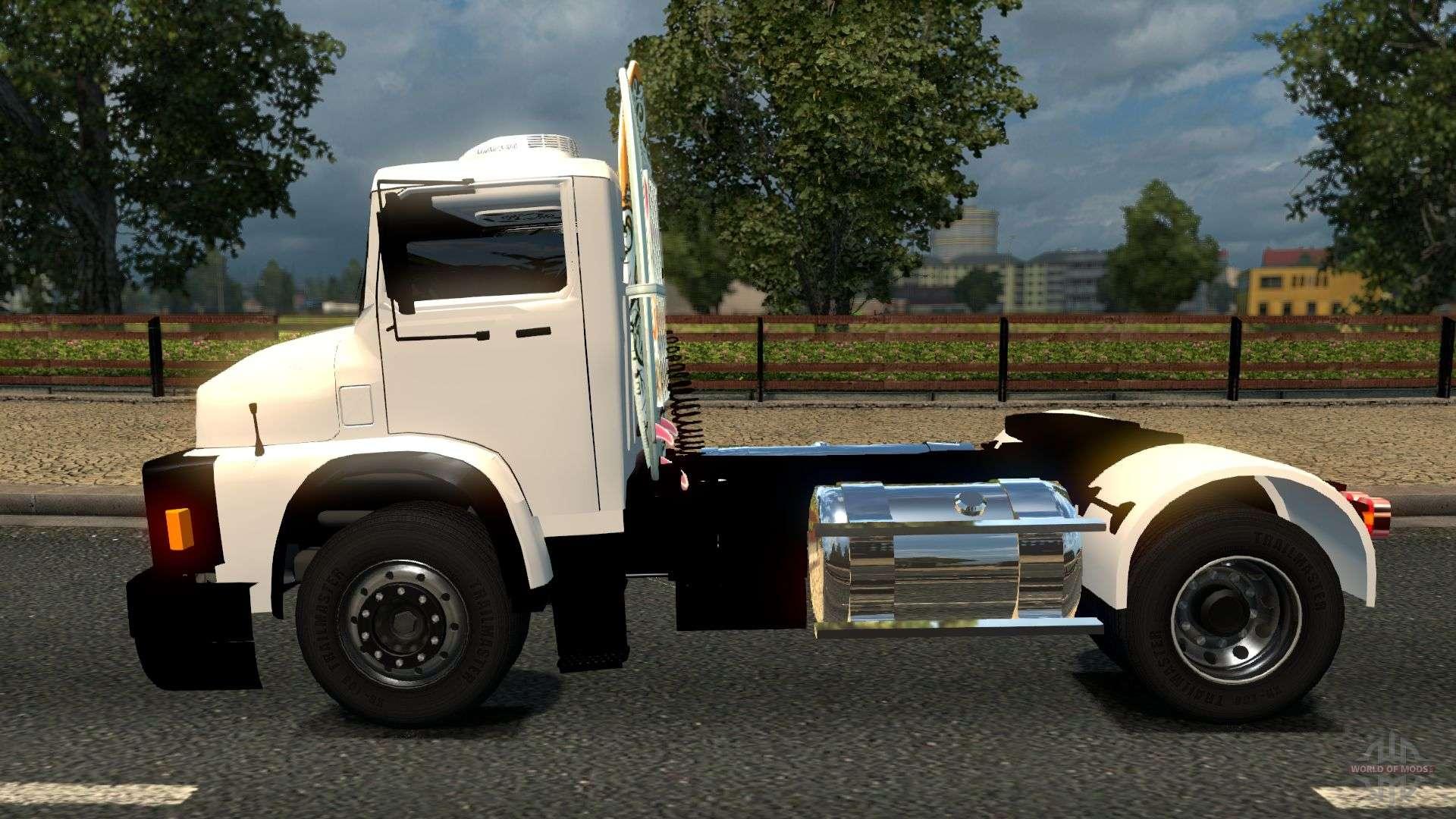 Mercedes benz 1518 para euro truck simulator 2 for Mercedes benz euro