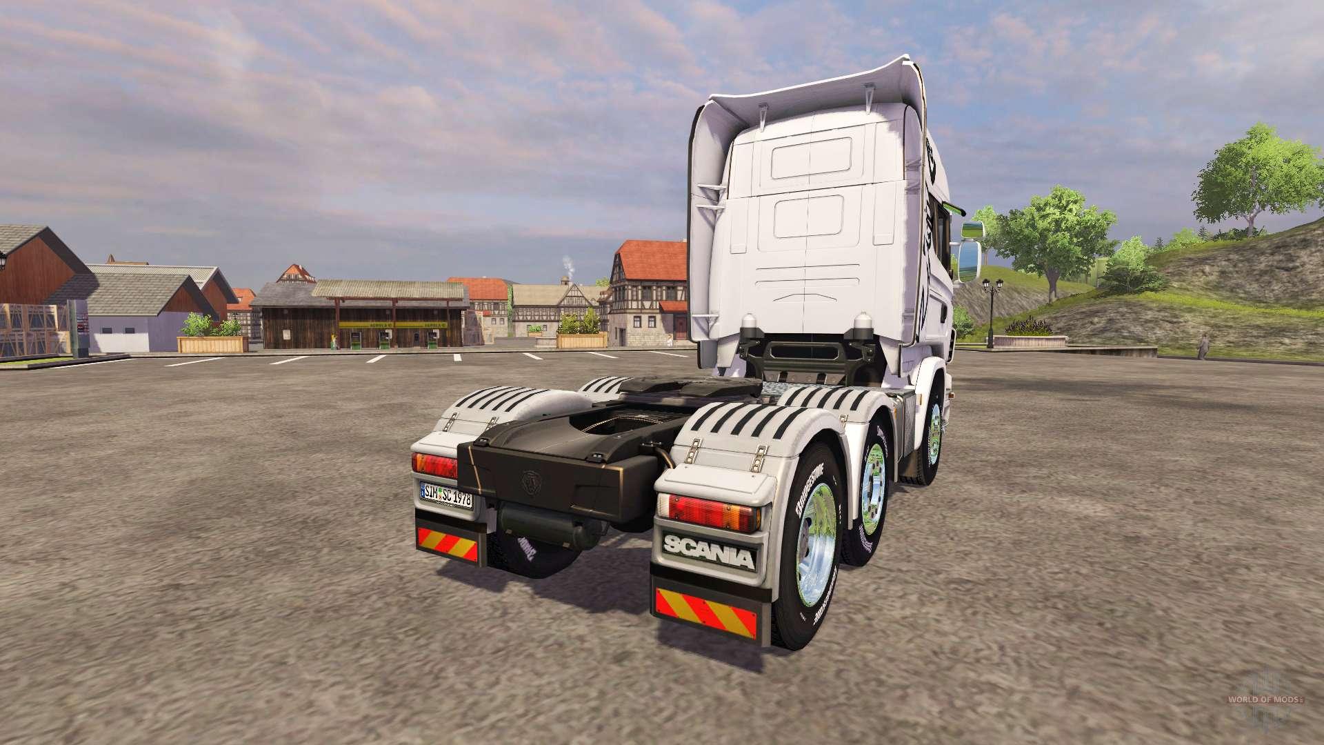 Camion Scania Farming Simulator 2013 | Autos Post