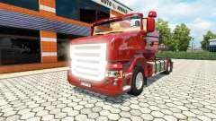Scania R999 V8