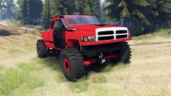 Dodge Ram 1500 [chopped]