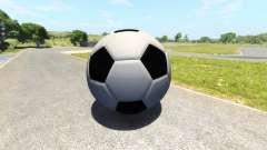 El gigante de balón de fútbol