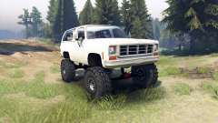 Chevrolet K5 Blazer 1975 [final] [white]
