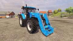 New Holland T7040 FL