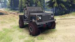 Land Rover Defender 90 [open top]