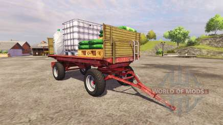 Krone Emsland Service para Farming Simulator 2013
