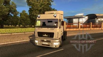 MAZ UN para Euro Truck Simulator 2