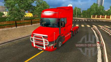 Scania T v1.7.1 Review para Euro Truck Simulator 2
