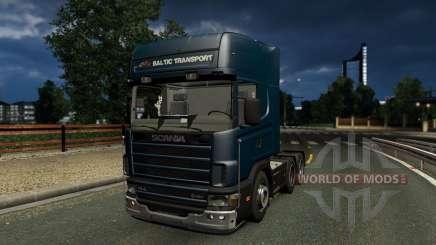 Scania 4 Baltic para Euro Truck Simulator 2