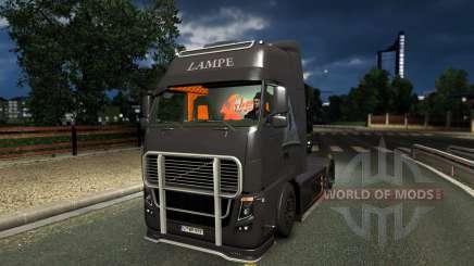 Volvo FH The Xtreme para Euro Truck Simulator 2