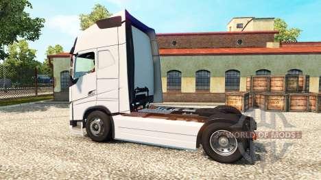 Volvo FH4 2013 para Euro Truck Simulator 2