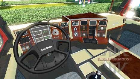 Scania 143M v1.7 para Euro Truck Simulator 2