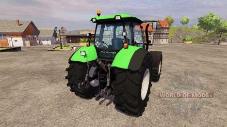 Deutz-Fahr Agrotron 1145 TTV v2.0 para Farming Simulator 2013
