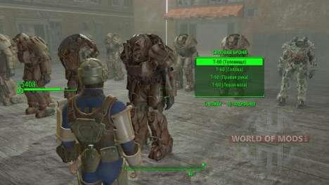El teletransportador en la sala de los desarroll para Fallout 4