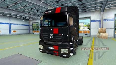 Mercedes-Benz Axor v2.0 para Euro Truck Simulator 2