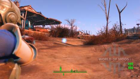 Trampa en el arma más poderosa para Fallout 4