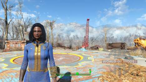 Exotic Chocolate para Fallout 4