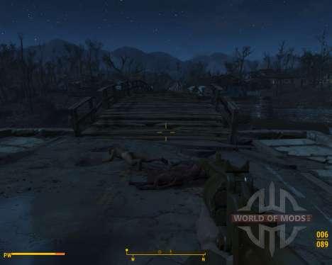 Corrección para la resolución de 1280x1024 para Fallout 4