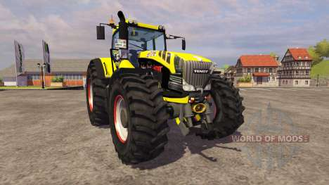 Fendt 939 Vario [yellow bull] para Farming Simulator 2013