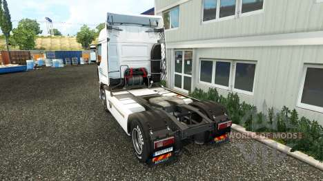 La piel LASO para Renault tractora para Euro Truck Simulator 2