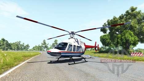 Bell 407 v1.01 para BeamNG Drive