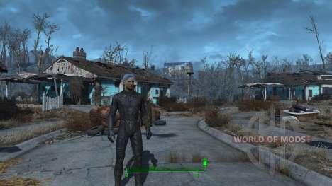 Cambio de sexo para Fallout 4