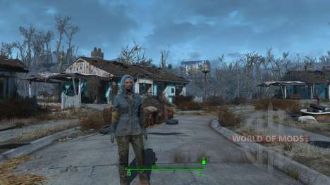 Trucos para la armadura y la ropa para Fallout 4