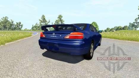 Nissan Silvia S15 para BeamNG Drive