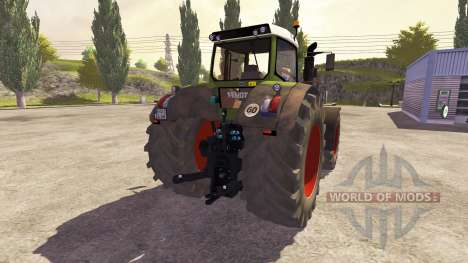 Fendt 936 Vario v7.0 para Farming Simulator 2013