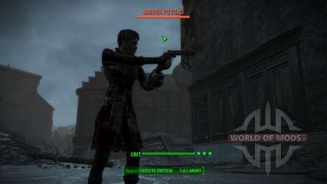 Mejora de la capa de Piper para Fallout 4