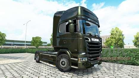 Scania R V8 v2.0 para Euro Truck Simulator 2