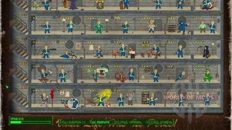 Engañar a todos los beneficios para Fallout 4