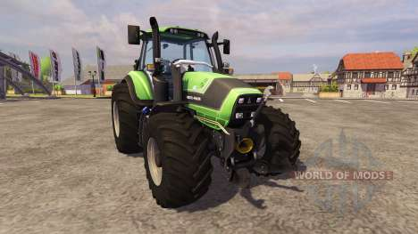 Deutz-Fahr Agrotron 6190 TTV para Farming Simulator 2013