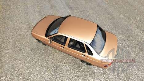 VAZ-2170 Lada Priora para BeamNG Drive