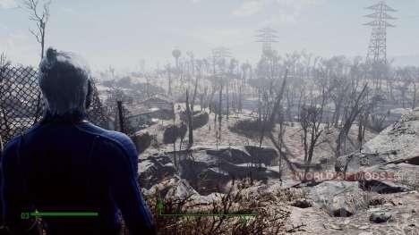 Stalker Lightning para Fallout 4