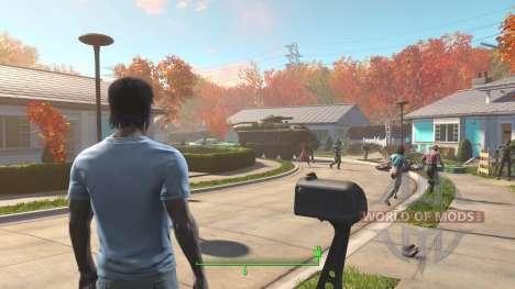 Desbloqueo de las puertas en la casa antes de la para Fallout 4