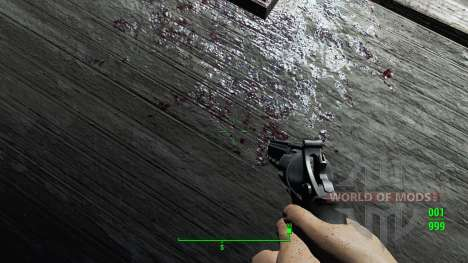 Enhanced Blood Textures para Fallout 4