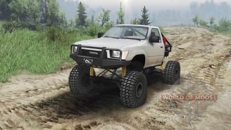 Toyota Hilux Truggy 1990 [23.10.15] para Spin Tires