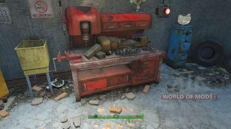 Hacer trampa en los materiales para la elaboraci para Fallout 4
