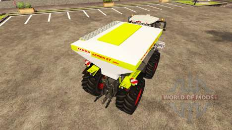 CLAAS Xerion 3800 SaddleTrac v3.0 para Farming Simulator 2013