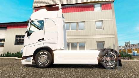 Volvo FH16 2013 [fixed] para Euro Truck Simulator 2