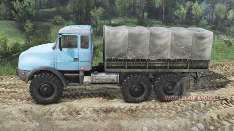 Ural-44202 [23.10.15] para Spin Tires