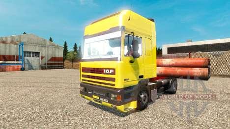 DAF FT 95.430ATi Super Space Cab para Euro Truck Simulator 2