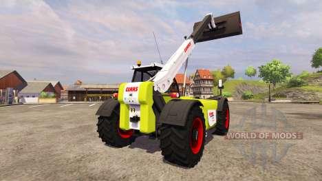 CLAAS Scorpion 7040 Varipower v2.2 para Farming Simulator 2013